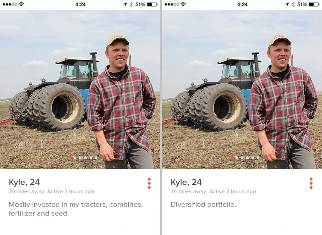 Agri dating site.)