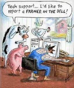 Farm Babe 16 Of The Best Farm Jokes On The Internet Agdaily