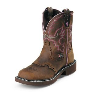 Justin Women's 8 in. Gypsy Cowgirl Collection Boot