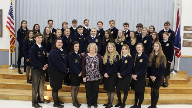 Kaycee FFA Chapter