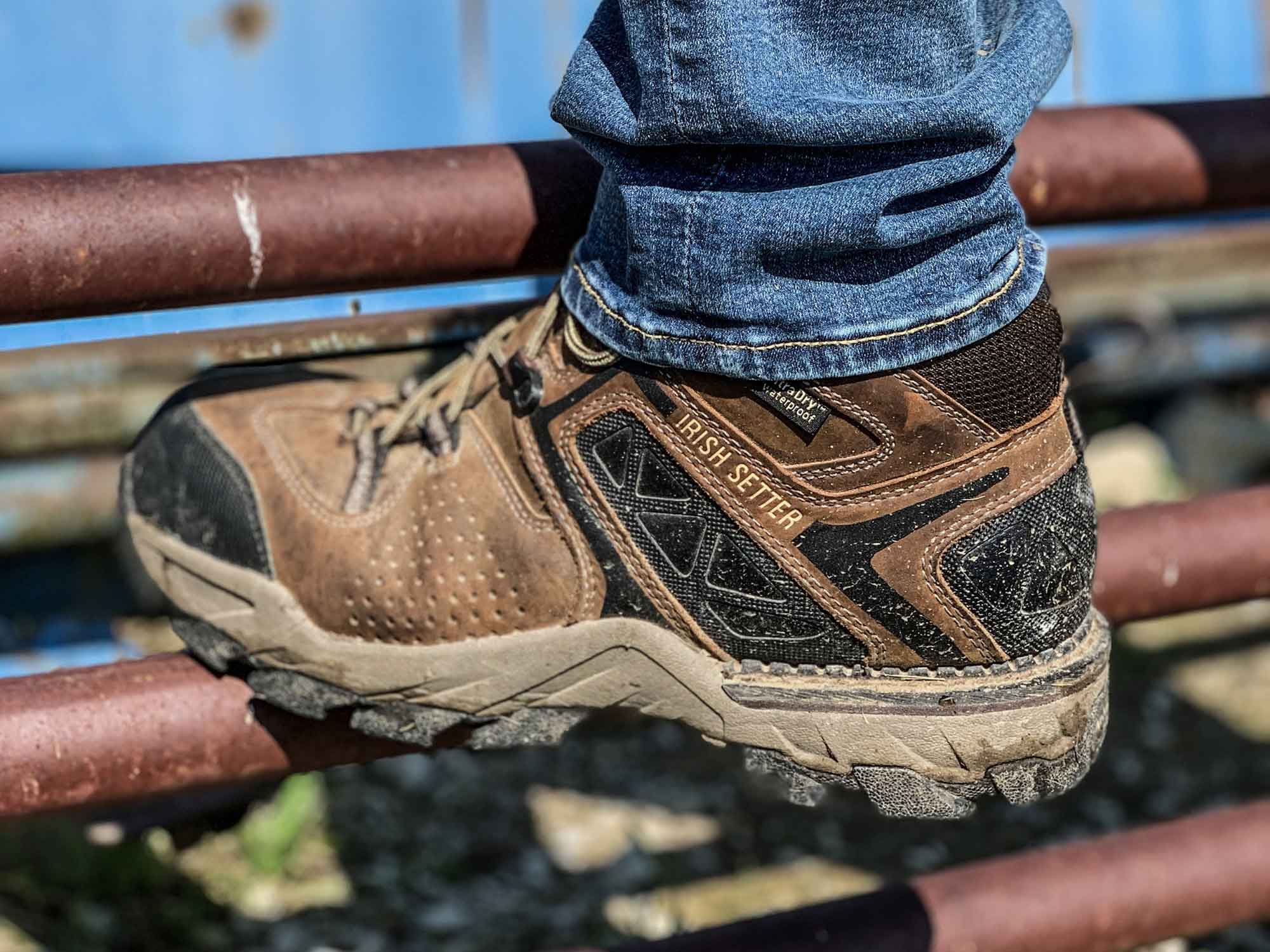 Review: Irish Setter's Crosby boots