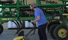 MN Millennial Farmer deals with a city 'millennial'