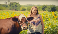 An Ohio student's video about women in agriculture