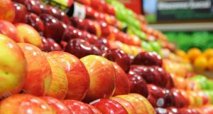 grocery apples