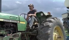 Video thanks America's farmers for keeping the nation fed