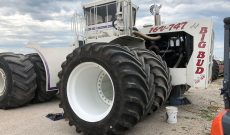 World's largest tractor gets world's largest farm tires