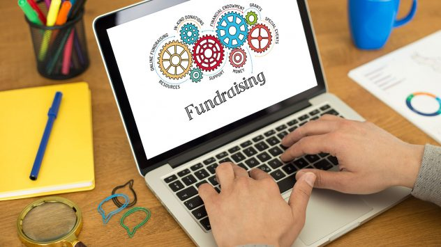 online fundraisers