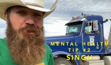 Tips from a farmer on how to handle stress & mental health