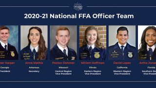 FFA National Officers