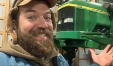 Farmer gives the low-down on what fuels a vegan diet