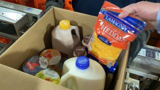 Families Food Box Program