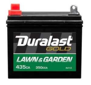 duralast gold tractor battery