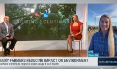 New Mexico Milkmaid talks about dairy on The Weather Channel