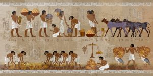 egyptican-agriculture-fresco