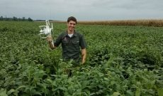 scouting-drone-in-soybeans-ncsu